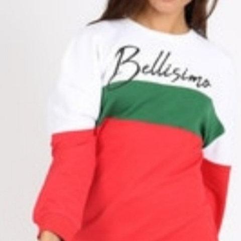 lange sweater 3colour bellisimo
