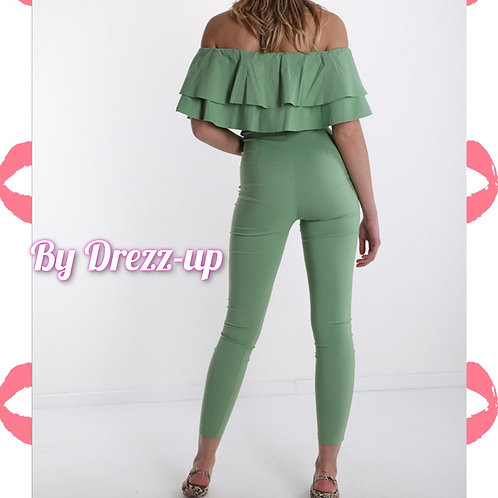 Jumpsuit Bolero Fp one size
