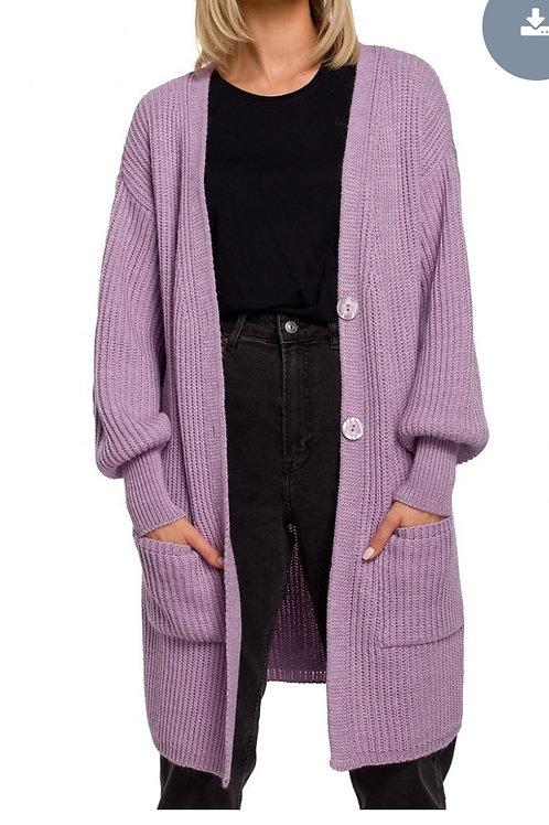 Purple vest one size