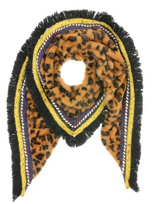 Sjaal brown (groot)