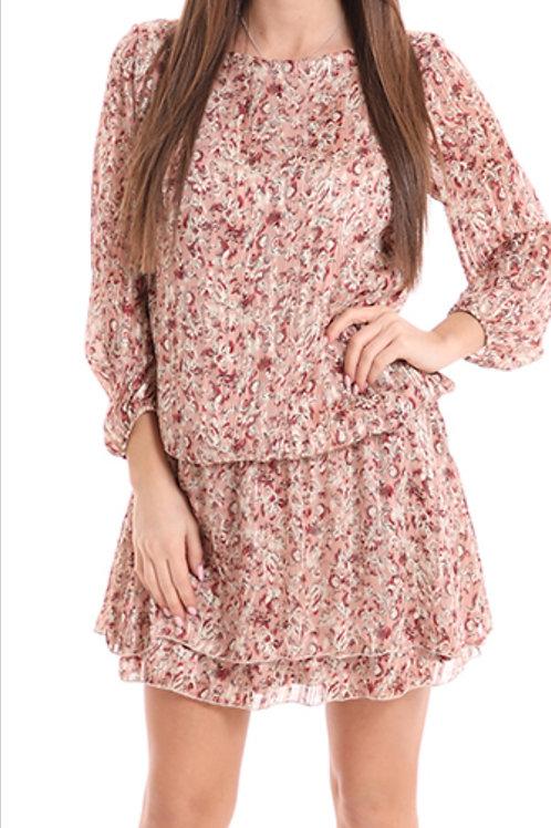 Short dress voile taille unique