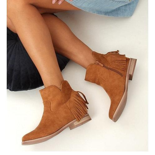 Boots met franjes