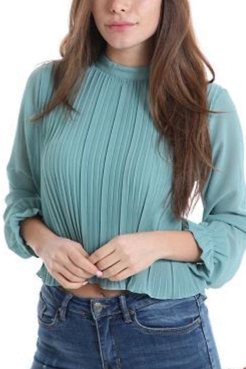 blouse voile