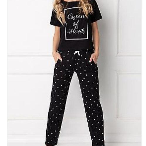 Pyjama set black