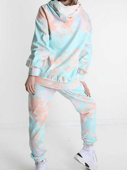 Jogging suit pastel one size Fp