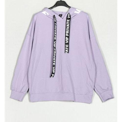 Sweater esher mauve one size