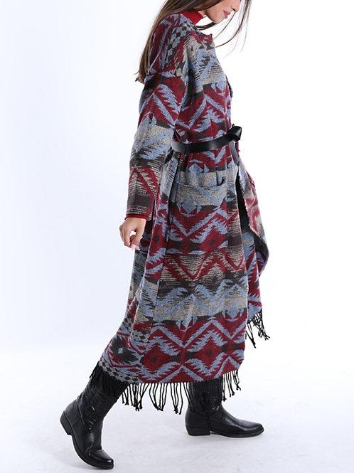 Poca coat one size