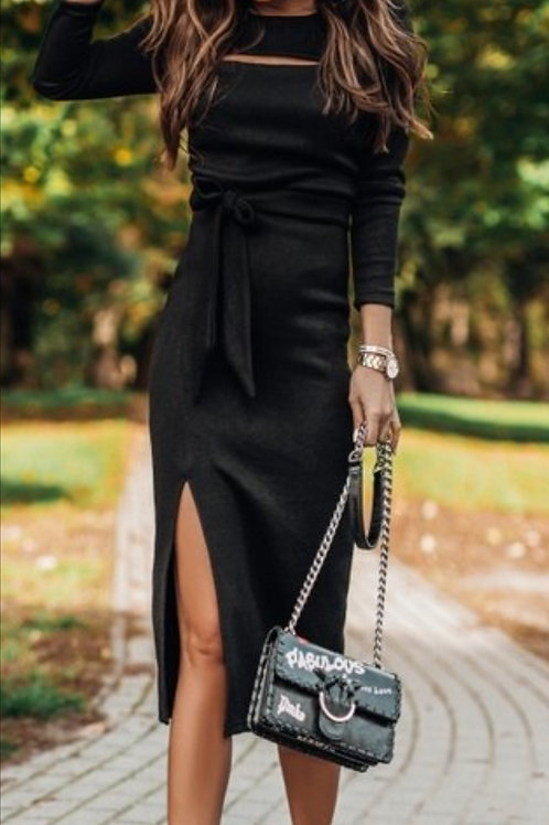 Long dress vanilly lm