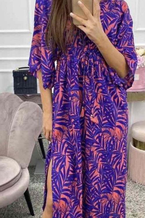 Purple dress ms