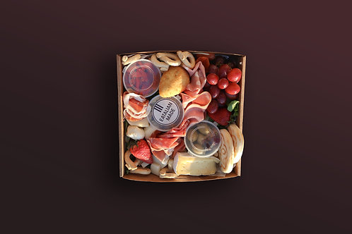 Regular Gift Grazing Box – Vegetarian