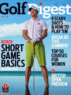 Adam Scott // Golf Digest