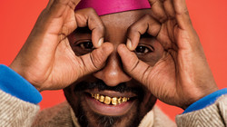 Andre 3000 // GQ Magazine