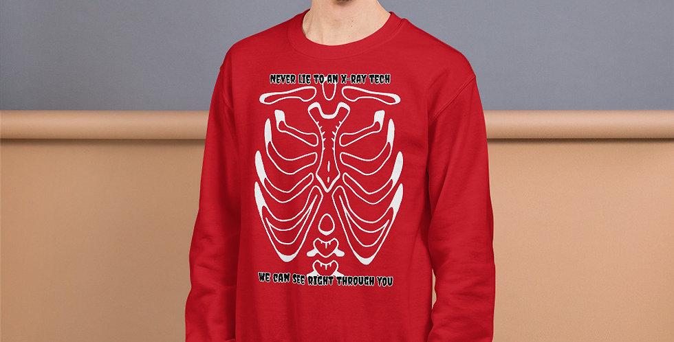 See Through You Unisex Sweatshirt