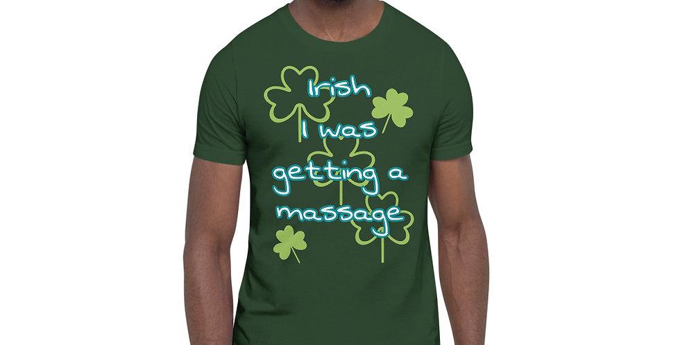 Irish Massage Short-Sleeve Unisex T-Shirt
