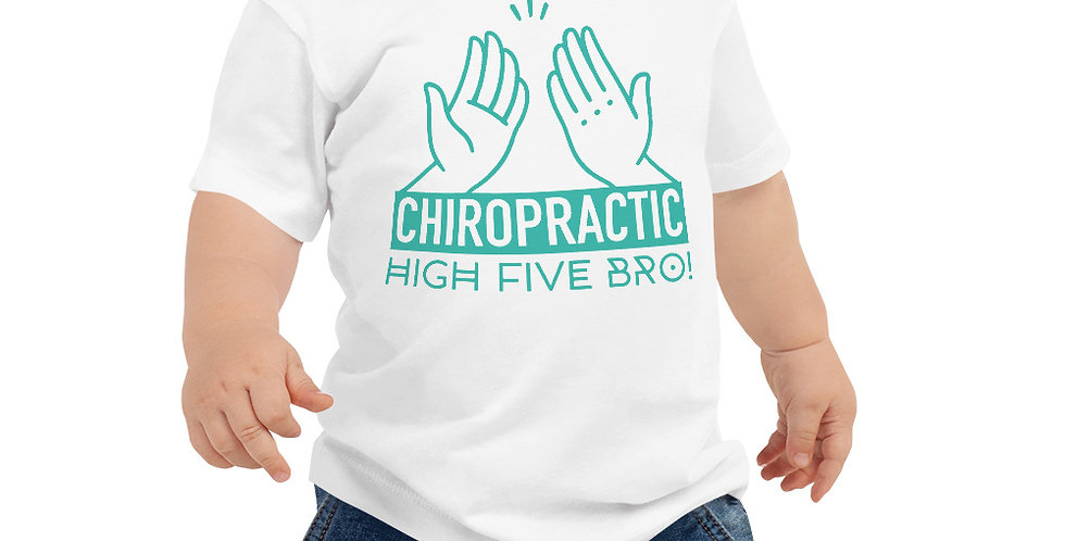 High Five Baby Jersey Short Sleeve Tee