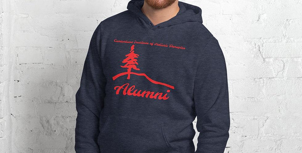 Cumberland Inst Alumni Unisex hoodie