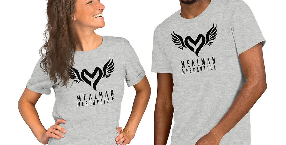 Mealman Mercantile Short-Sleeve Unisex T-Shirt