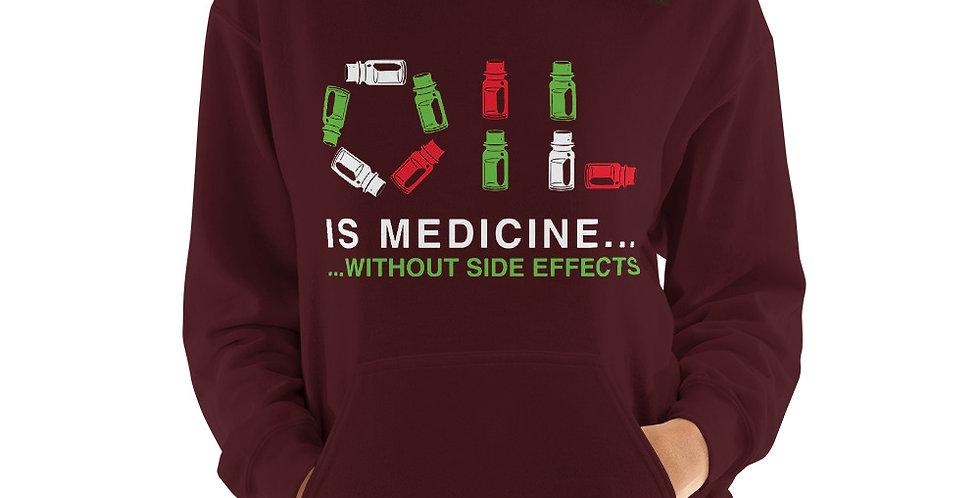 Oil Medicine Unisex Hoodie
