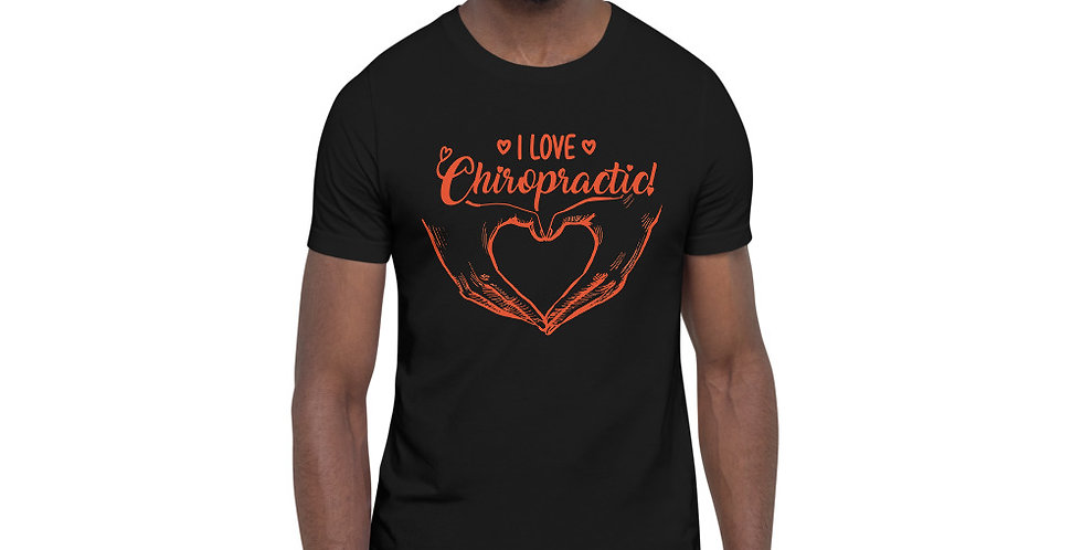 I Love Chiropractic Tee