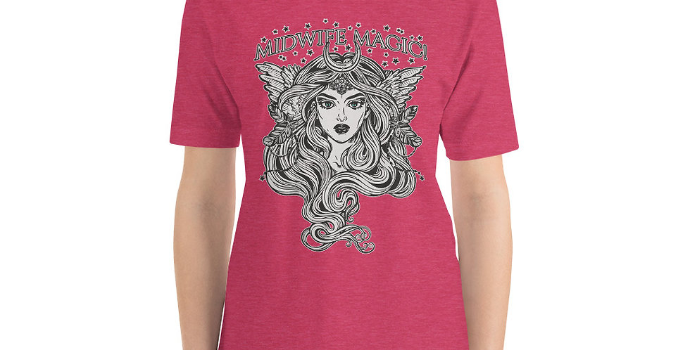 Midwife Magic Short-Sleeve Unisex T-Shirt