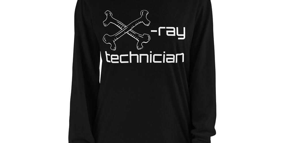 X-ray Technician Long sleeve t-shirt