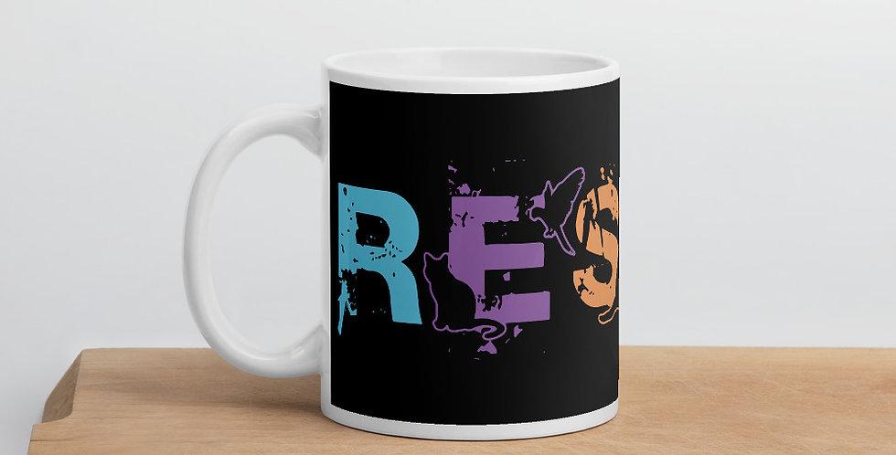 Rescue Animal Mug