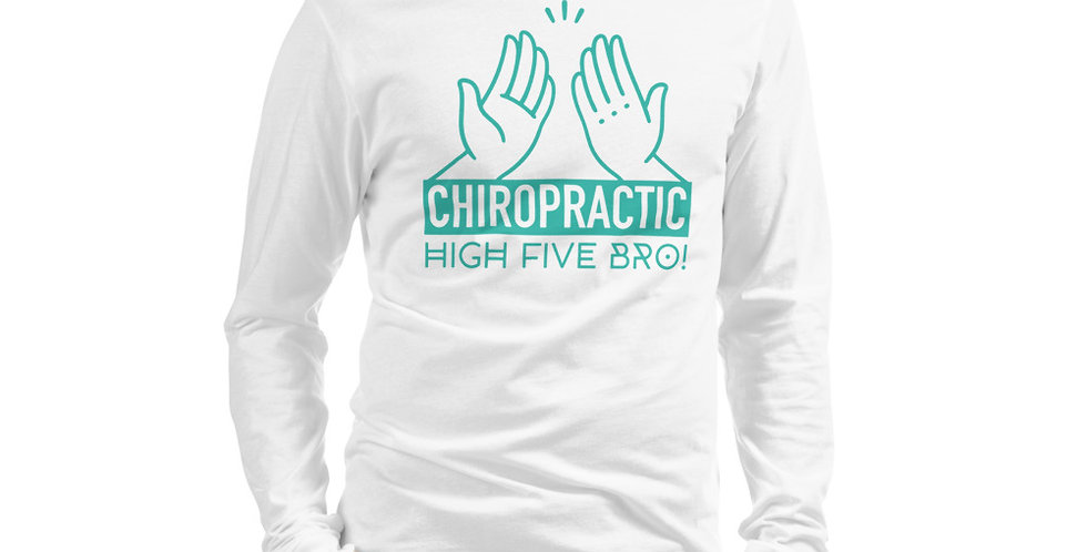 High Five Unisex Long Sleeve Tee