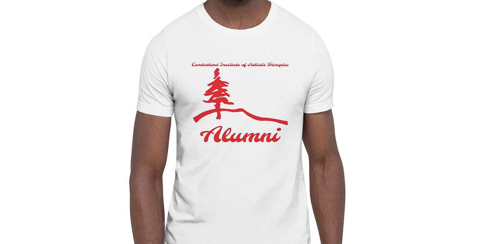 Cumberland Inst Alumni Short-Sleeve Unisex T-Shirt