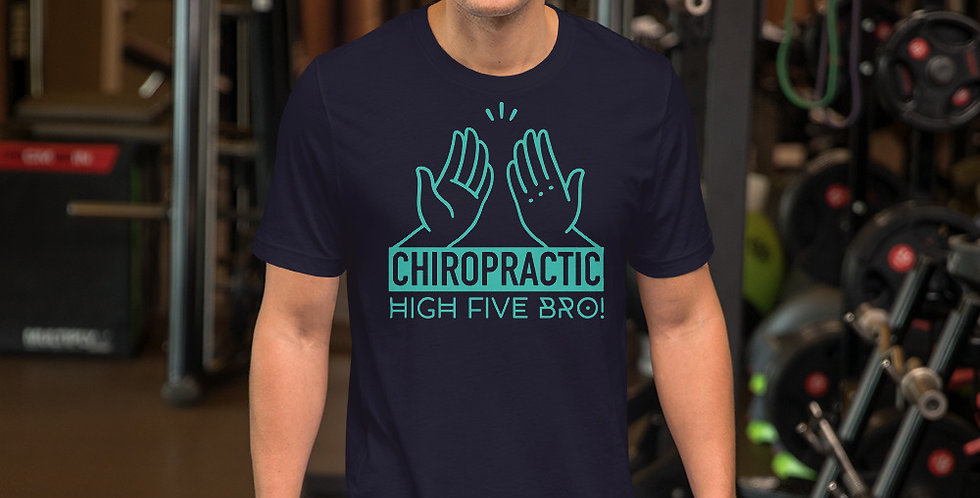High Five Short-Sleeve Unisex T-Shirt