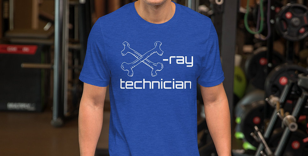X-ray Technician Short-Sleeve Unisex T-Shirt