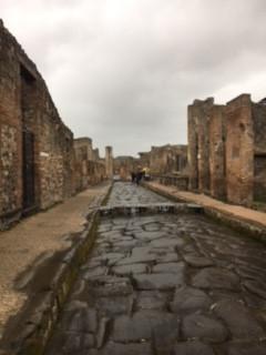 Last Day of Pompeii!