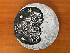 Moon Sculpture