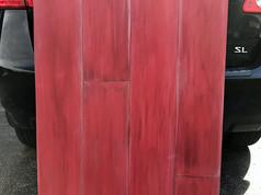 Faux Distressed Barn Wood