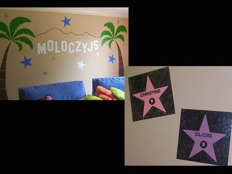 Hollywood Theme Room
