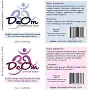 Custom Logo & Label
