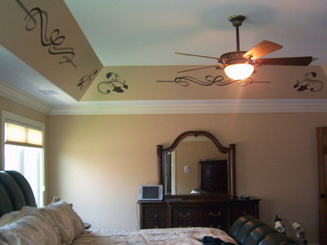 Tray Ceiling Border