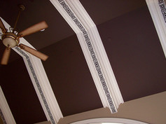 Great Room Ceiling Border
