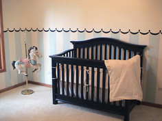 Blue Stripe Nursery
