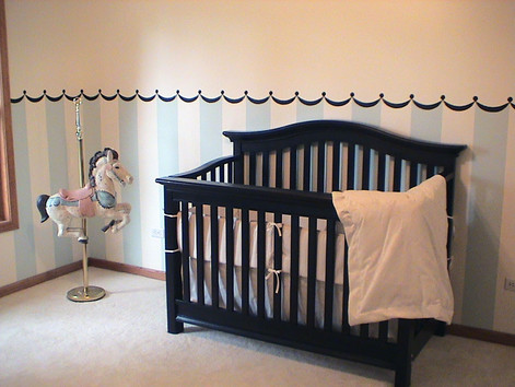 Blue Stripe Nursery