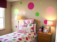 Polka Dot Room