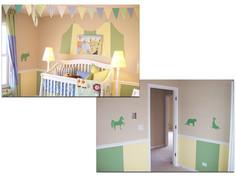 Circus Theme Nursery