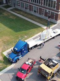 Hibbing Dylan Project Precast Delivery
