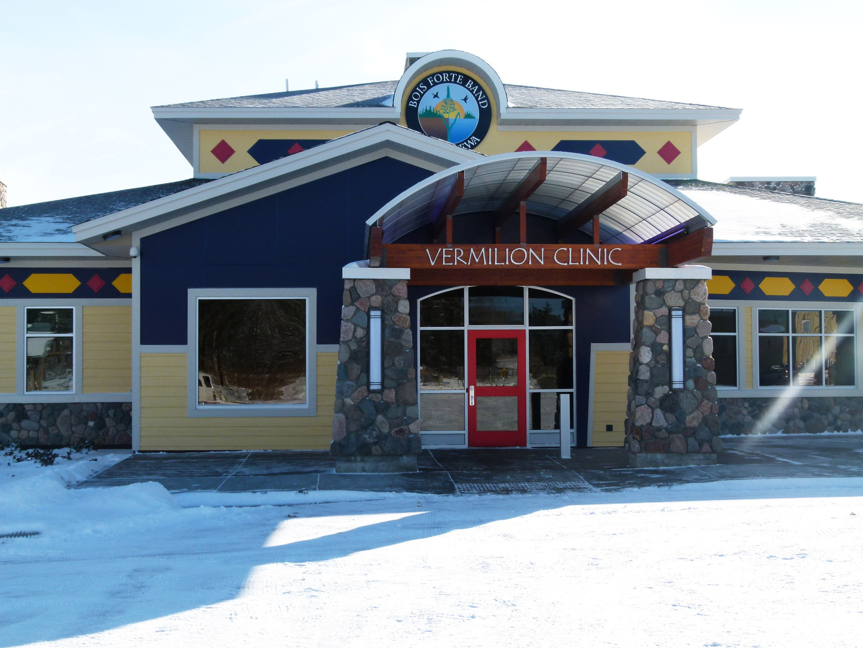 Vermilion Clinic Exterior