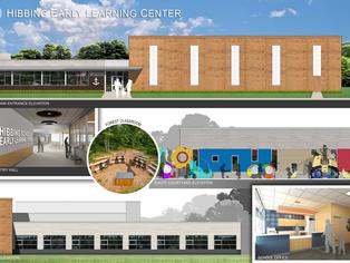 Hibbing Early Learning Center Groundbreaking