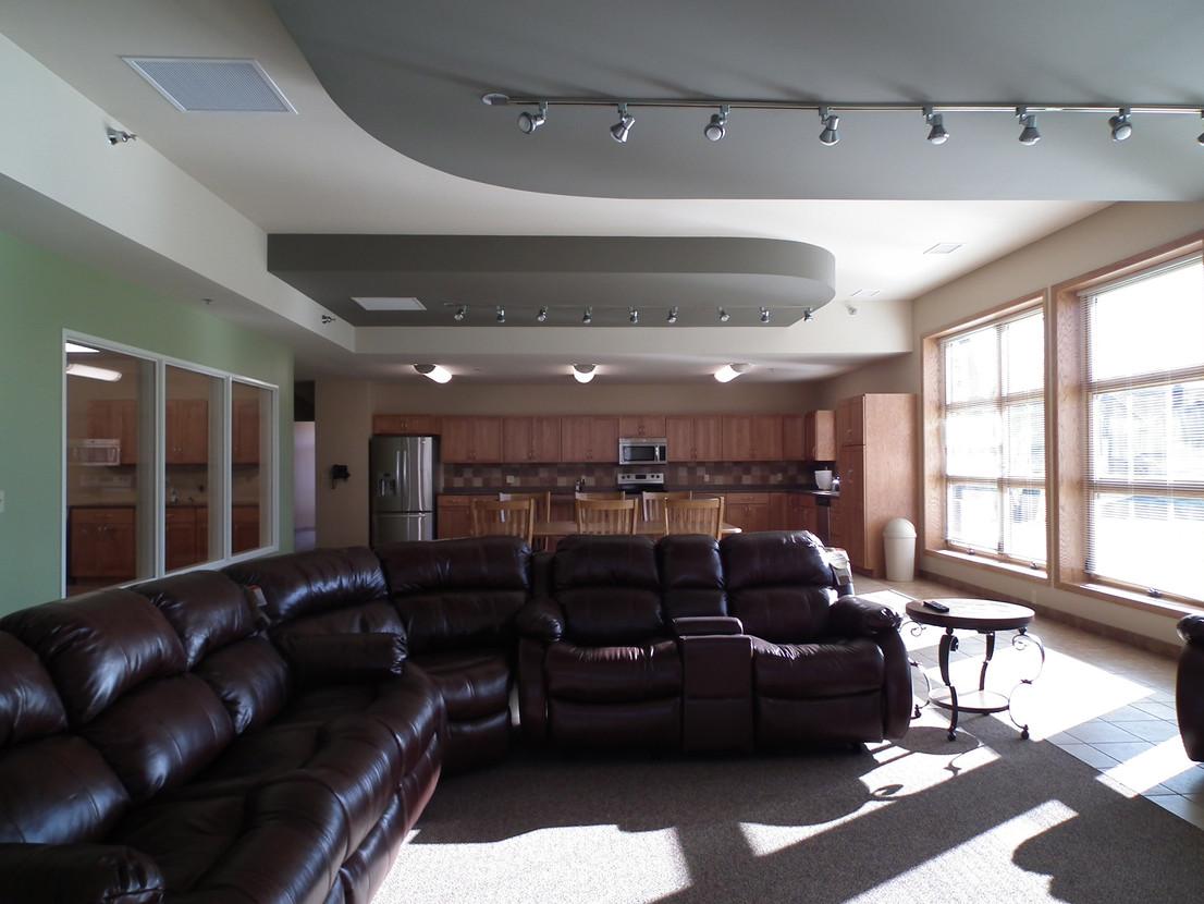 Range Center Legacy Living Room