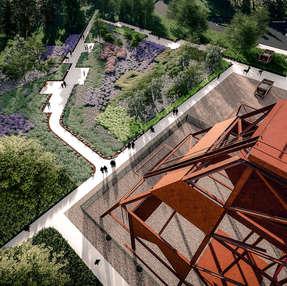 Bruce Mine Headframe Park