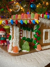 ARI Gingerbread House Competition