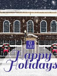 Happy Holidays From ARI!