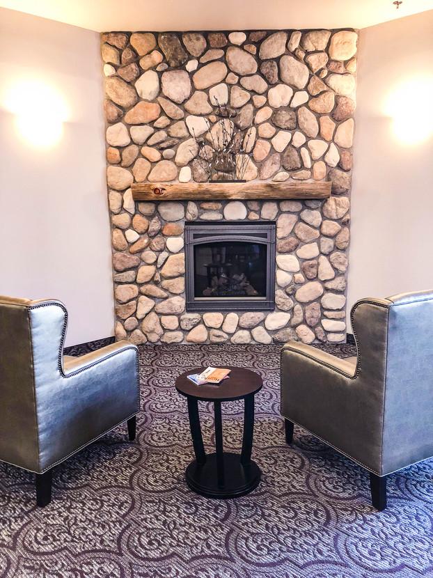 Cornerstone Fireplace