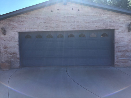 Happy Garage Door
